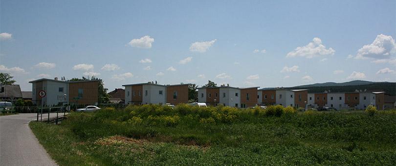 Doppelhausanlage